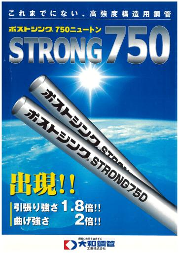 [JP][Blog]ストロング750